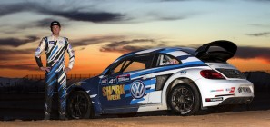 Scott Speed Volkswagen Beetle GRC 2015