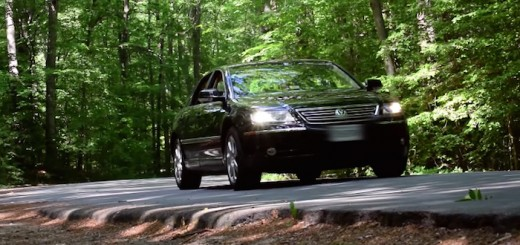 VW Phaeton W8 Review Video