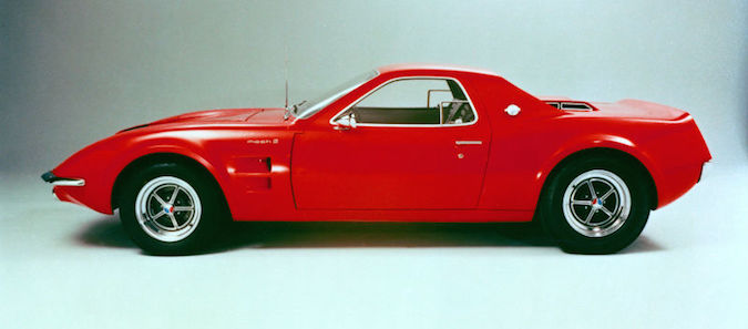 1967 Mustang Mach 2 Concept
