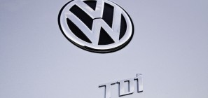 2013 Volkswagen Beetle TDI Badge