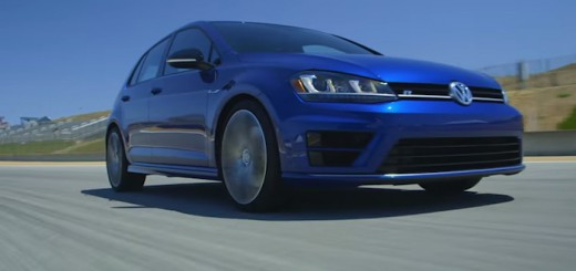 2015 Volkswagen Golf R Video