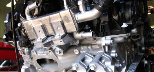 3.6-liter Pentastar V-6 adds cooled EGR for model-year 2016