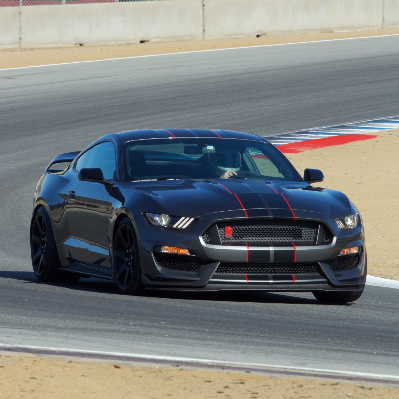 The 2016 ford shelby gt350 mustang fords love letter to carroll