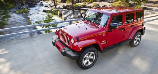2016 Jeep® Wrangler Unlimited Sahara
