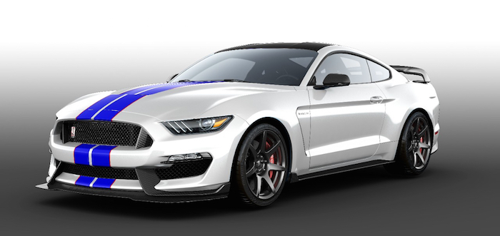 2016 Shelby Mustang GT350R Cattle Baron's Ball