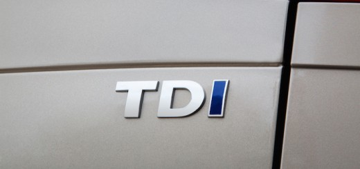 2016 VW Touareg TDI Badge