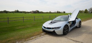 BMW i8 MAMA Fall Rally 2014