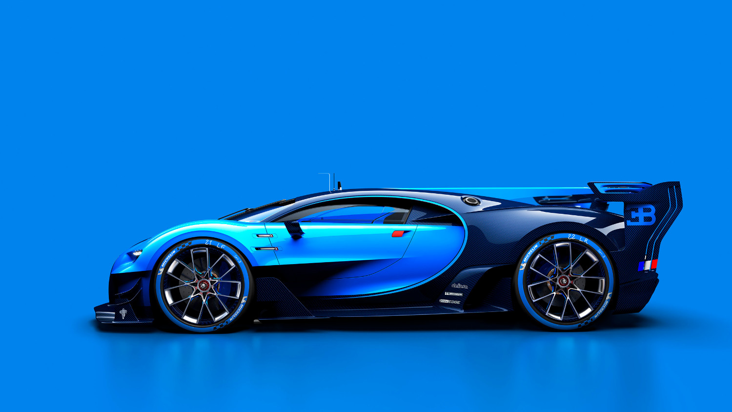 incredible bugatti vision gt concept unveiled motrolix. Black Bedroom Furniture Sets. Home Design Ideas