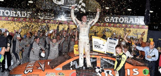 Carl Edwards Darlington Win