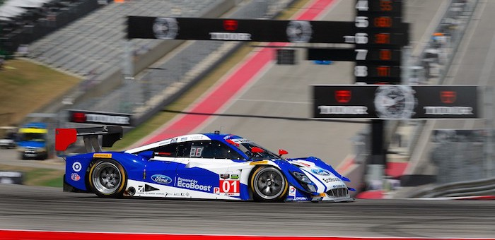 Ford EcoBoost Riley 2015 COTA Win