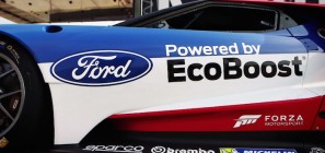Ford GT EcoBoost 2016 Video