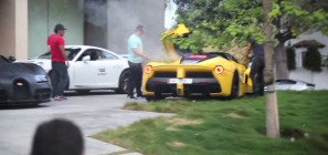 LaFerrari Joyride Video