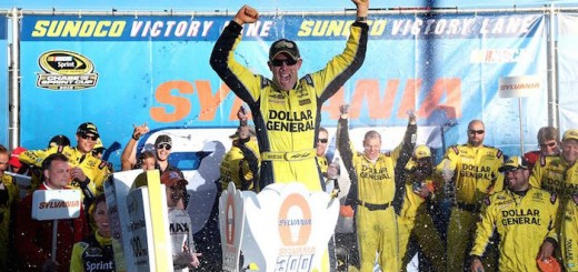 Matt Kenseth New Hampshire Win 2015