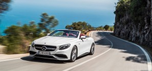 Mercedes-Benz S-Class Cabriolet Frankfurt 2015 Official