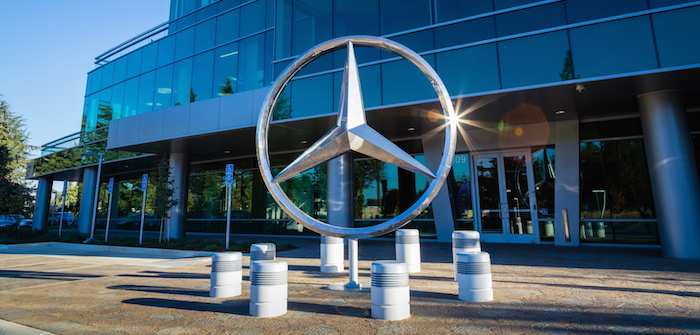 Mercedes Benz Sunnyvale California