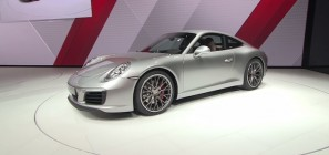 Porsche Press Conference Frankfurt Motor Show 2015 Video