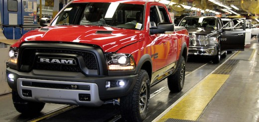 Ram Rebel Warren Assembly Line