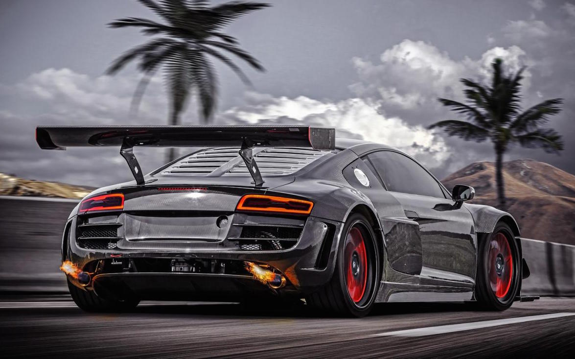 British Tuner Makes A Supercharged Rwd Audi R8 Motrolix