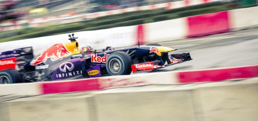 Red Bull Racing Monza Danil Kyvat