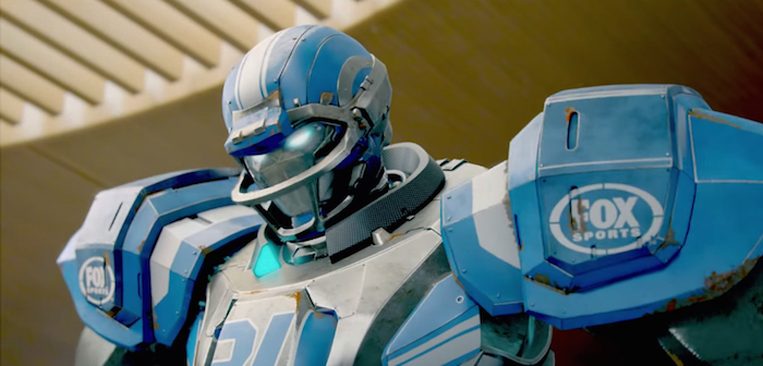 Fox Ford Chicago >> New Aluminum Cleatus Fox NFL Robot Debuts: Video