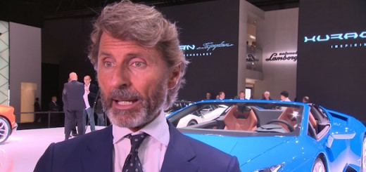 Stephan Winkelmann Interview Video