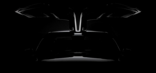 Tesla Model X launch image