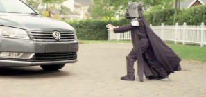 Volkswagen Greenpace Star Wars Ad Video