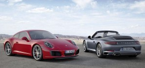 2017 Porsche 911 Carrera and Carrera S