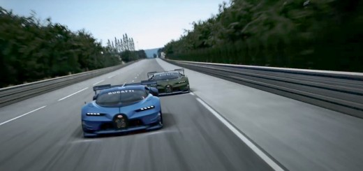 Bugatti Vision GT in-game