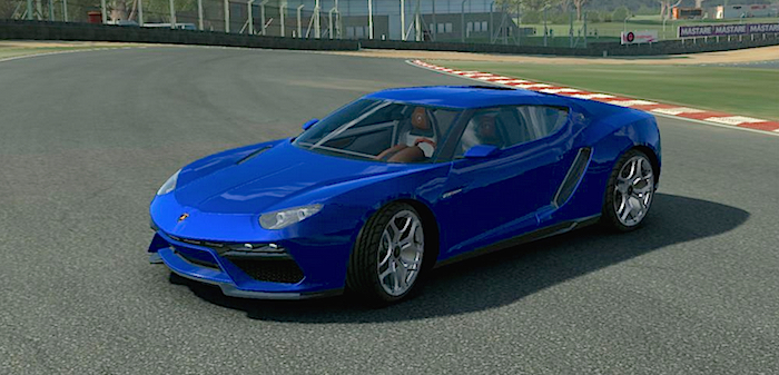 Lamborghini Asterion Real Racing 3