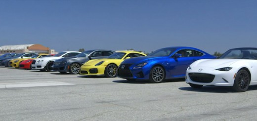 Motor Trend Worlds Greatest Drag Race 5 Video