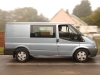 Ford Transit Double Cab-In-Van