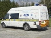 Ford Transit Mobile Security Unit (UK)