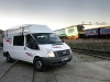 Network Rail Adds New Ford Transit To Their Fleet (UK)