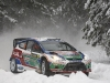 2011 Ford Fiesta WRC - Rally Sweden