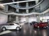 Audi TTs in Showroom