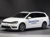 2015 Volkswagen Golf SportWagen Hymotion