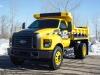 2016 Ford F-750 Tonka Dump Truck