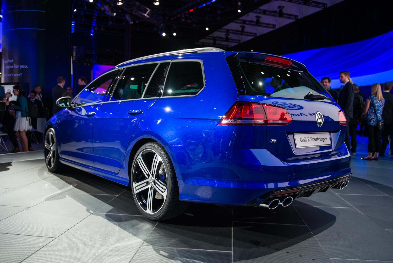 Volkswagen Golf R Variant Goes On Sale Across Europe