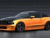 A Customized 2012 Ford Mustang by MRT Performance