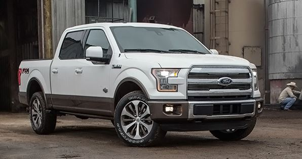 2017 F 150 King Ranch