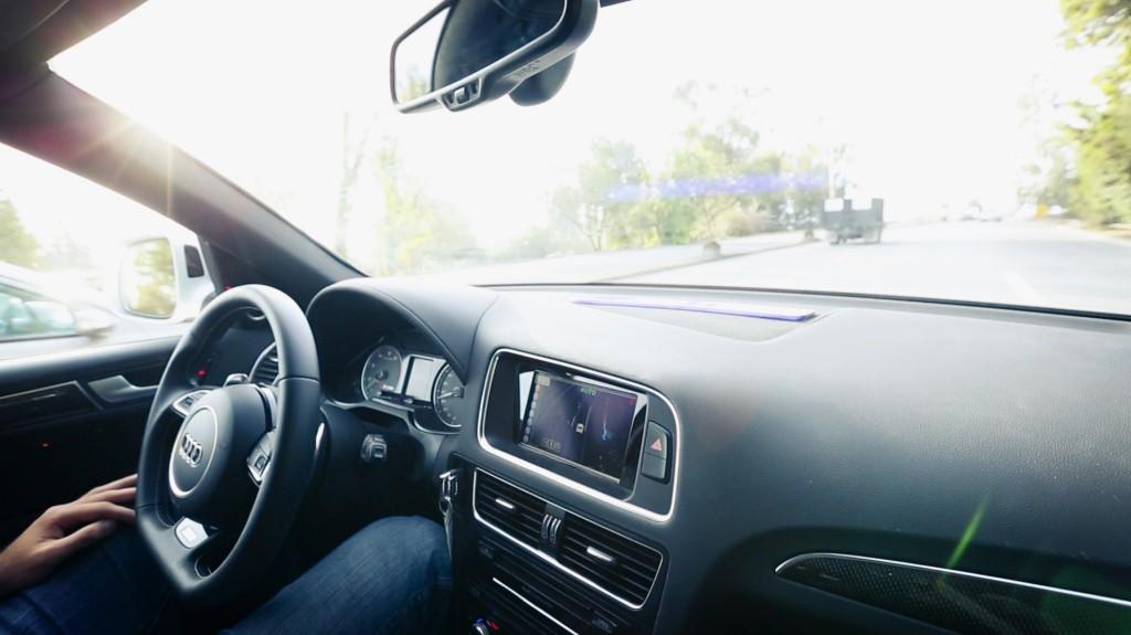 2014 Audi SQ5 Delphi Autonomous Vehicle 02