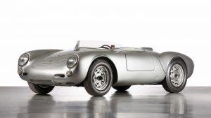 Porsche Supercar History-550 Spyder