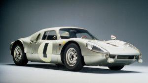 Porsche Supercar History-904 Carrera GT
