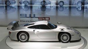 Porsche Supercar History-911 GT1