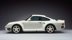 Porsche Supercar History-959