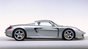 Porsche Supercar History-Carrera GT