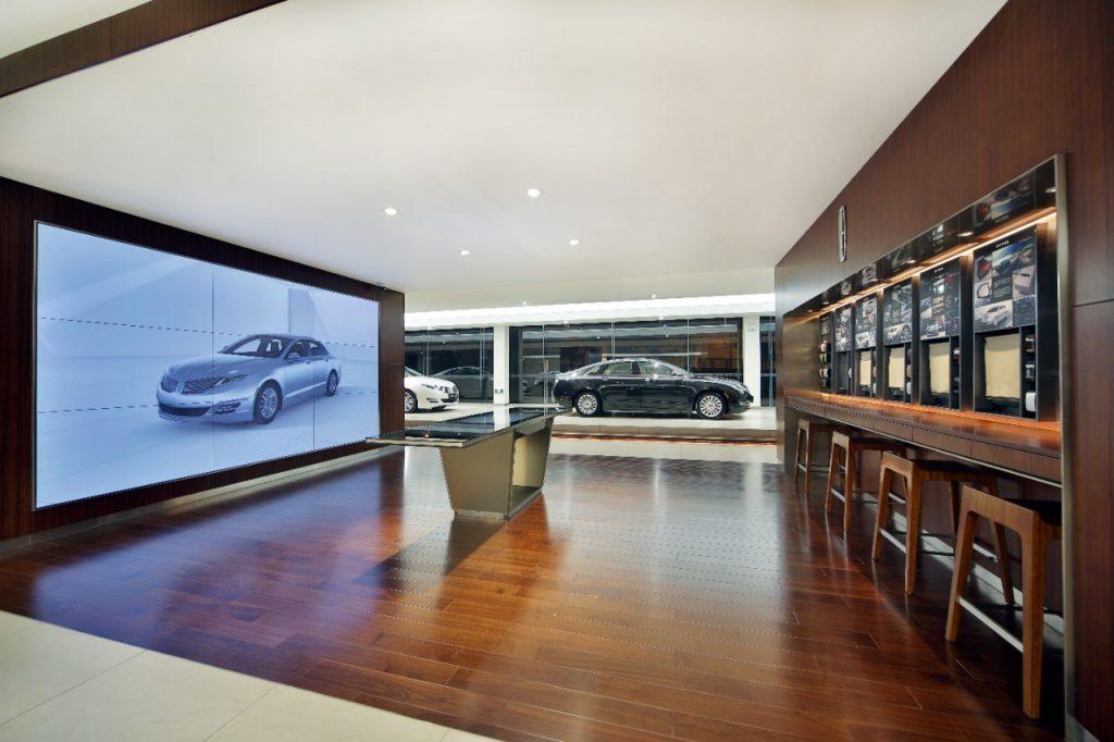 Lincoln Personalization Studio China