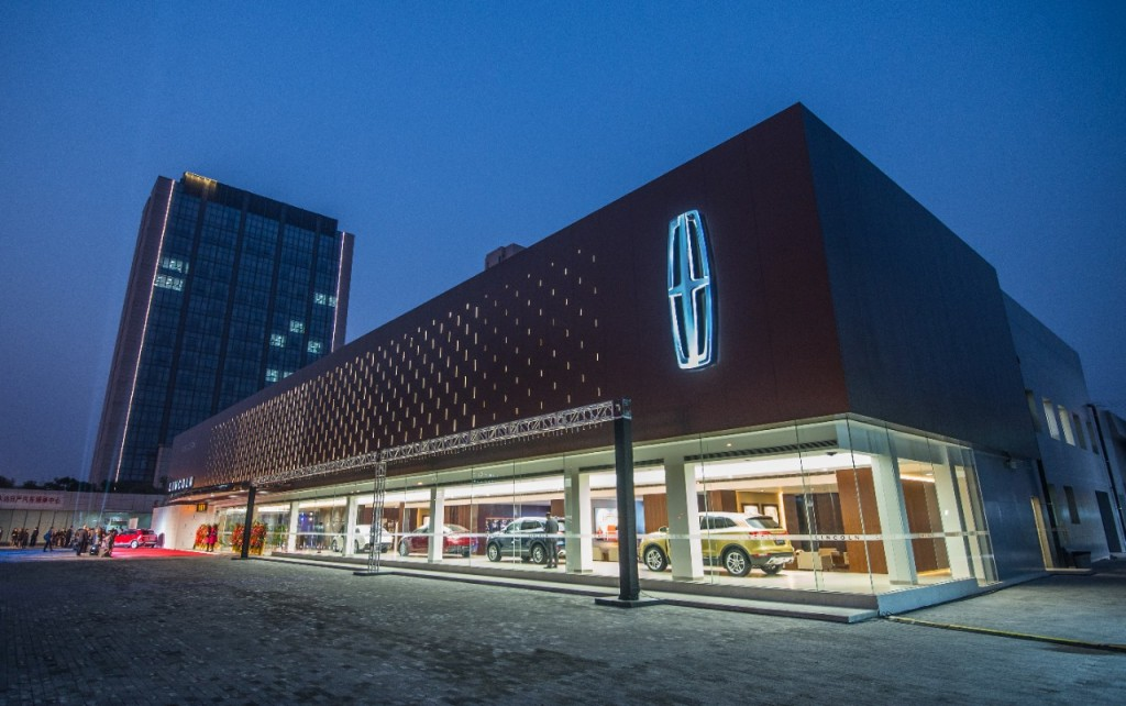Lincoln has opened its first three stores in China in Beijing, Shanghai and Hangzhou. Eight Lincoln stores will open in China by year's end, and by 2016, 60 Lincoln stores will be open in 50 cities across China.