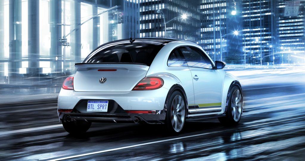 Volkswagen Beetle R-Line Concept 02